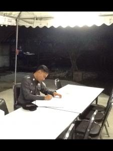 ตรวจจุดตรวจโยธินพัฒนา 09-12-2555