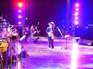 คาวบอยไทย….กาแฟไฟ sax solo กับวง City Band